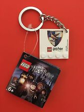 Lego Harry Potter Promo Keychain New With Tags Retired Rare