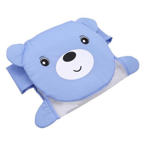 Baby Bath Seat Net Support Sling Shower Mesh Bathing Cradle Tub Hammock HOT