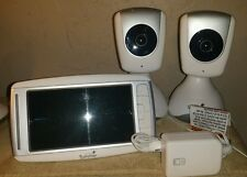 Summer Infant Sharp View DUO HD Video Baby Monitor ***  2 Cams GC DEAL!