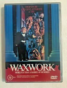 Waxwork-DVD-FREE-POST