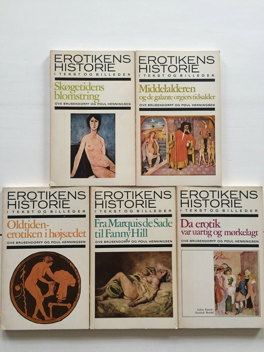 histori erotik