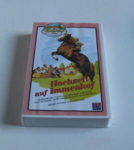 Hochzeit auf Immenhof Nr. 4784 VHS Kassette - Kraichtal, Deutschland - Hochzeit auf Immenhof Nr. 4784 VHS Kassette - Kraichtal, Deutschland
