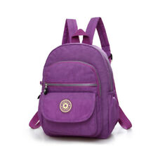 item 2 Women Girl Mini Backpack Purse Nylon Small Backpack Shoulder  Rucksack Bag Travel -Women Girl Mini Backpack Purse Nylon Small Backpack  Shoulder ... 93d268ddc4afc