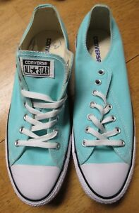b1739834a9a4 NEW Converse Chuck Taylor All Star Aruba Blue 130118F Shoes Size Men ...