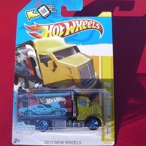 "/""Hot Wheels/"" Hiway Hauler 2 2012 New Models New in Blister Pack! 45//247"
