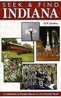 Seek & Find Indiana by Blue River Press (Paperback / softback, 2007)