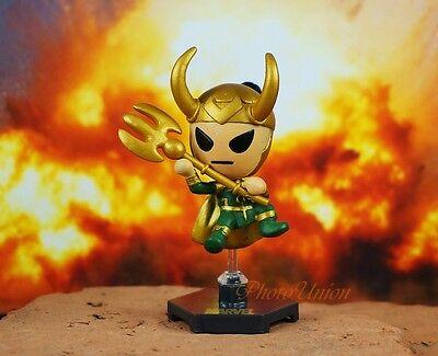 Marvel Universe Figure Figurine Superhero Avengers Loki CAKE TOPPER K1046_Z