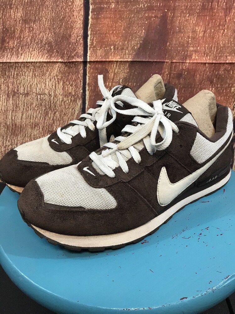 Los hombres de Nike de Air 050810 pahb zapatillas de Nike cuero marron confortable e37be2