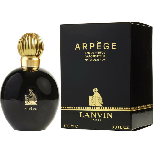 ARPEGE 100ml EDP SPRAY FOR WOMEN BY LANVIN --------------- EAU DE PARFUM PERFUME