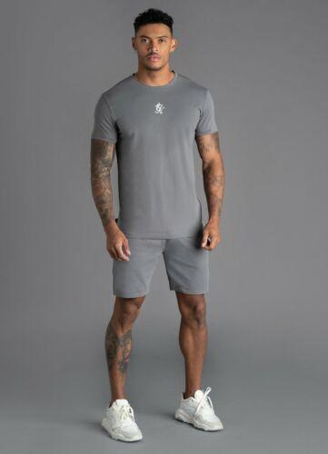 Gym King origine T-shirt gris-SST-1945