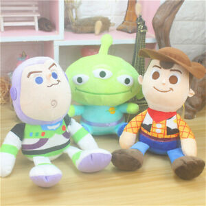 Toy-Story-4-Buzz-Lightyear-Woody-Alien-Cute-Plush-Doll-Toy-Children-039-s-Gifts-30CM