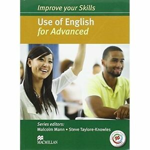 Improve Your Skills: Use of English for Advanced Student's Book without Key  & MPO Pack by Macmillan Education (Mixed media product, 2014)