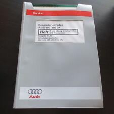 Werkstatthandbuch Audi 100 C4 2,5 TDI 5/6-Gang Schalt Getriebe 01E ABZ ARX CEP