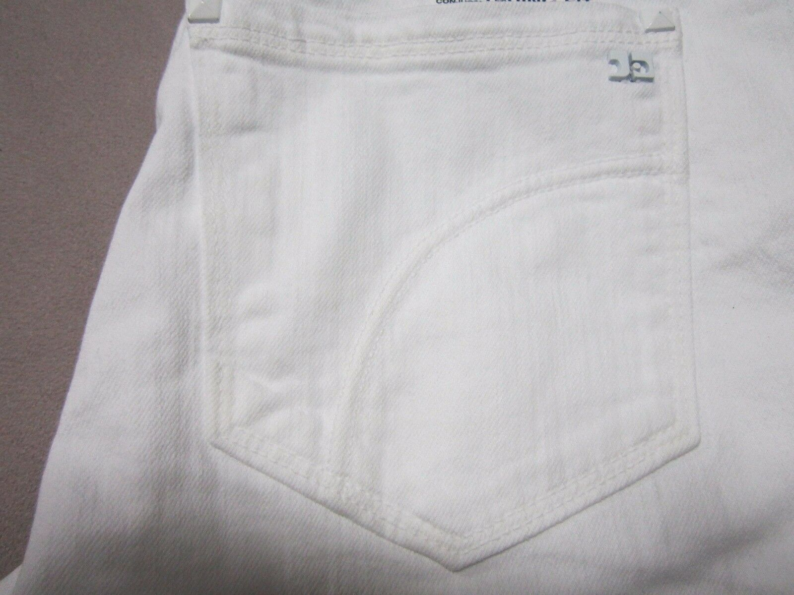 JOES JEANS THE MUSE WOMENS HIGH WAIST BOOTCUT WHITE JENNY WASH JEANS SIZE 26 NEW