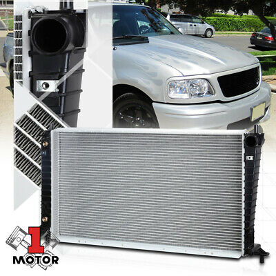 Aluminum Radiator OE Replacement for 99-10 Expedition//F150//F250//F350 dpi-2401