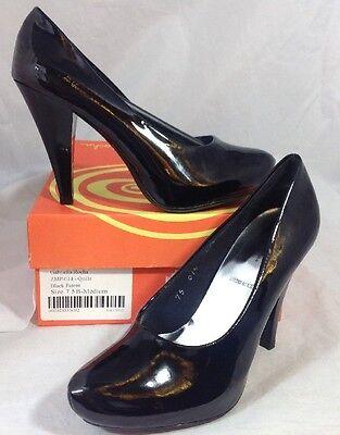NEW GABRIELLA ROCHA Heels Women/'s Shoes Size 8 Solid Beige Slip On Strap Pumps