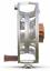 New Ross Evolution LTX 5/6 Fly Reel Platine Argent-GRATUIT $80 LIGNE MOUCHE