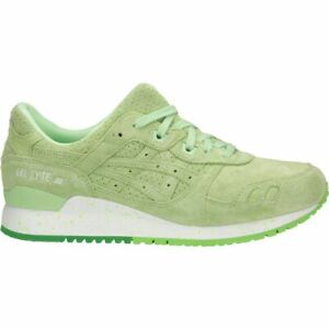 Asics-H803L-8787-GEL-Lyte-III-Patina-Green-Patina-Green-Men-039-s-Sneakers