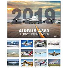 AIRBUS A380 Flugzeugkalender 2019 von Wingdesign - Luftfahrt Airliner Kalender