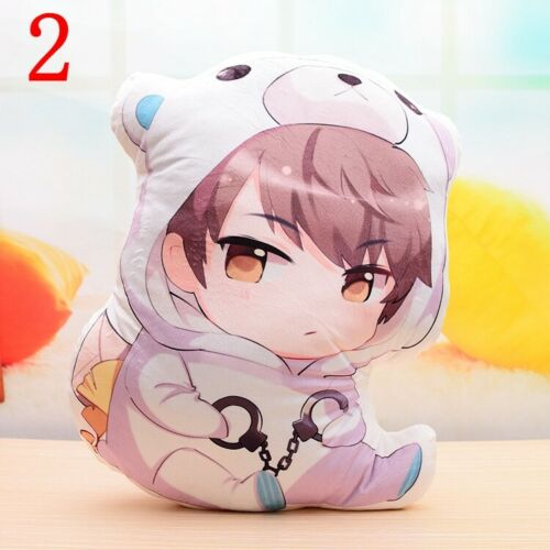 Shaped Hold Pillow Game Mr Love:Queen/'s Choice Doll Stuffed Cushion