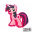 MY-LITTLE-PONY-Pins-Pin-Crocs-Clogs-Jibbitz-Rainbow-Dash-Scrapbooking-Disney Indexbild 17