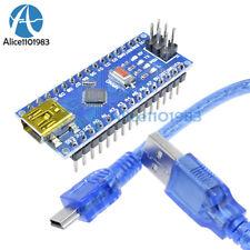 3 Pcs USB Nano V3.0 Atmega328 Ch340g 5v 16m Micro Controller Board for Arduino
