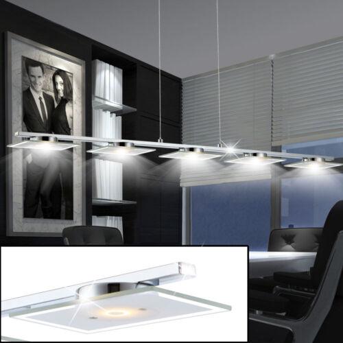 LED Deckenleuchte Wohnzimmer Pendel-Leuchte Küchen Esszimmer Tisch Hänge-Lampe