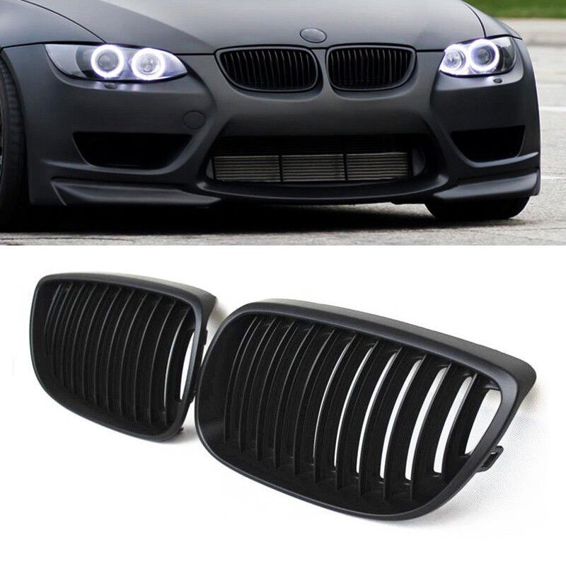 Front Kidney Replacement Grille Grill For BMW E92 E93 M3