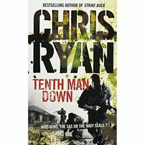 Very-Good-Tenth-Man-Down-Paperback