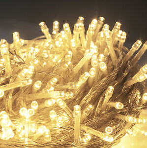 500-LED-100M-Warm-White-Fairy-String-Lights-Lighting-Christmas-Xmas-Party