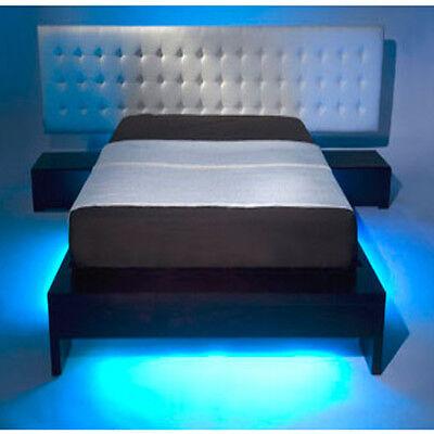 5m Mood Lighting Led Under Bed Settee Bedroom Ideas Living Room Lights Strip Ebay