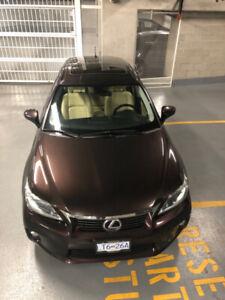 2011 Lexus CT 200h -