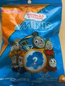 Thomas The Train /& Friends Minis 5 Mystery PACKS Unopened Series 4
