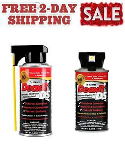 Hosa-CAIG-Laboratories-DeoxIt-5-Spray-Electrical-Contact-Cleaner-5oz
