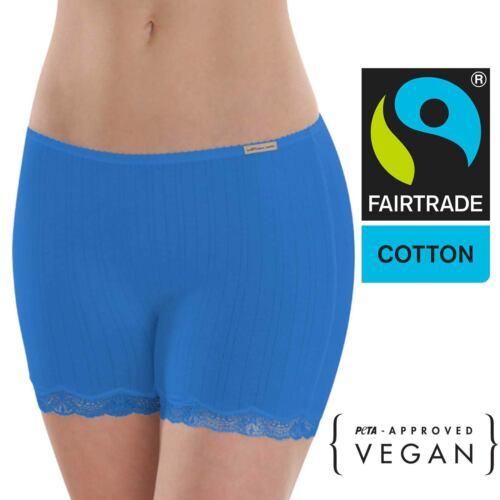 36-46 in Cornflower Comazo earth Damen Panty aus Bio Baumwolle 1092778 Gr