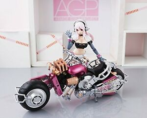 Armor-Girls-Project-Super-Sonico-with-Bike-10th-Anniversary-ver-Figure-Japan
