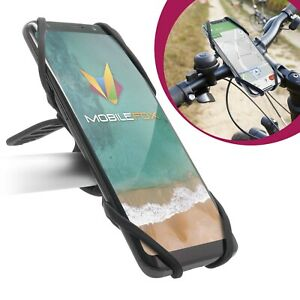 Fahrrad-Handy-Smartphone-Halterung-Halter-Bike-fuer-Sony-Xperia-Z3-Z5-X-Compact