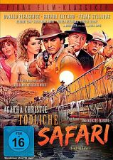 Agatha Christie Tödliche Safari * DVD spannende Verfilmung Pidax Neu Ovp