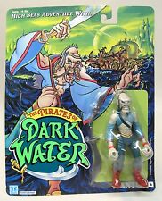 MANTUS The Pirates of Dark Water Action Figure Mint on Card 1990 Hasbro