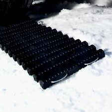 Snow Joe Auto Track Assist Non Slip Traction for Tires in Ice Snow Mud and Sand