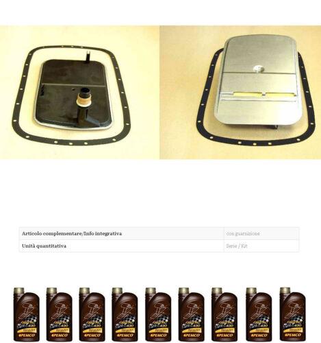 OLIO BMW 525 d 120KW DAL 2000 /> 2004 //1042 KIT FILTRO CAMBIO AUTOMATICO