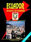 Ecuador Business Law Handbook by International Business Publications, USA (Paperback / softback, 2005)