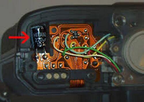 Dos capacitores de liberación para la Minolta X-700 paquete de 2