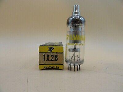 1X2B VACUUM TUBE NOS TESTED B18