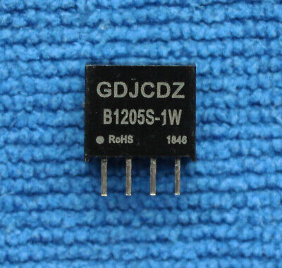 B0505S-1W DC-DC 5V Power Supply Module 4 Pin Isolated converter NEW Z3 $TCA