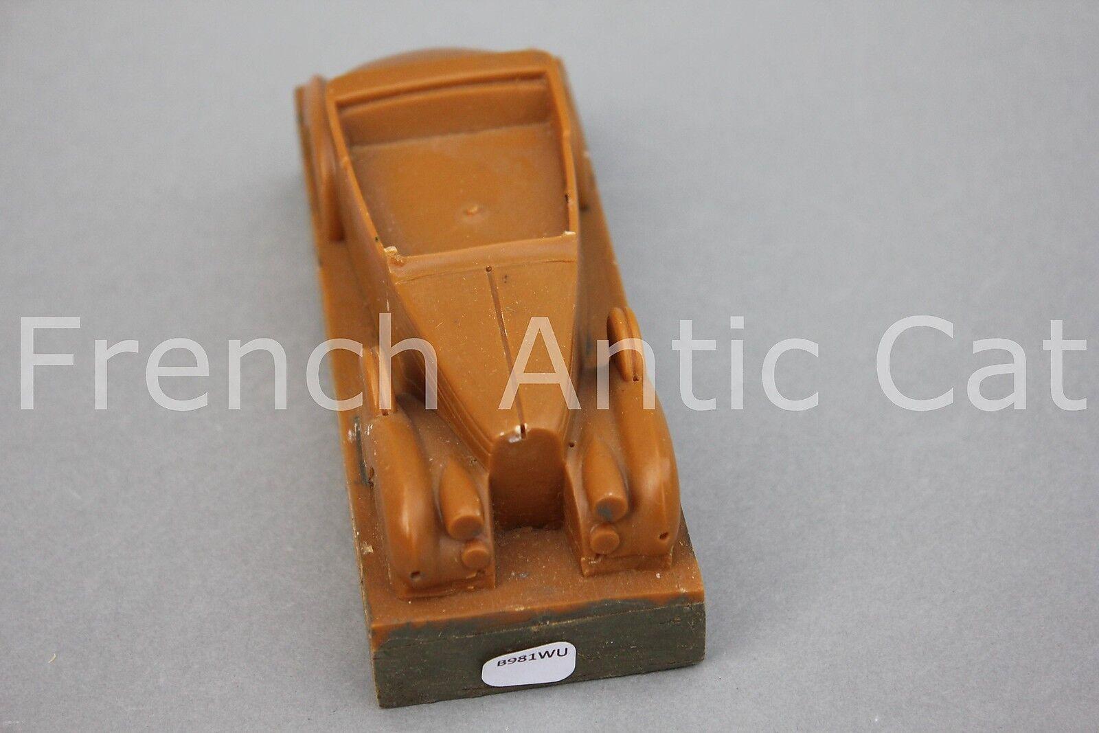 Rara Matrix Stampo Predotipo Resina Resina Resina Bugatti Cabrio 57 C1 1 43 Heco Modelli Wu 88a56e