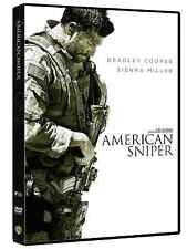 AMERICAN SNIPER (DVD) - FILM - Clint Eastwood