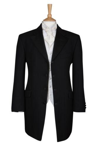 Nero 3//4 Prince Edward giacca