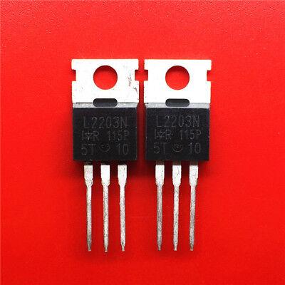 5PCS New IR MOSFET IRL2203N L2203N TO-220