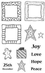 Christmas-Trio-Unmounted-Rubber-Stamp-Set-SA5074